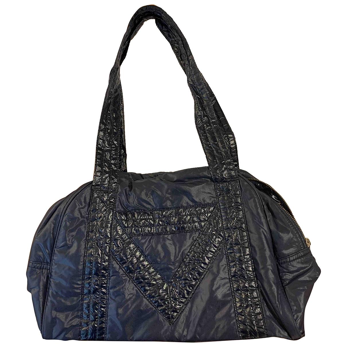 Marella \N Handtasche in  Blau Synthetik
