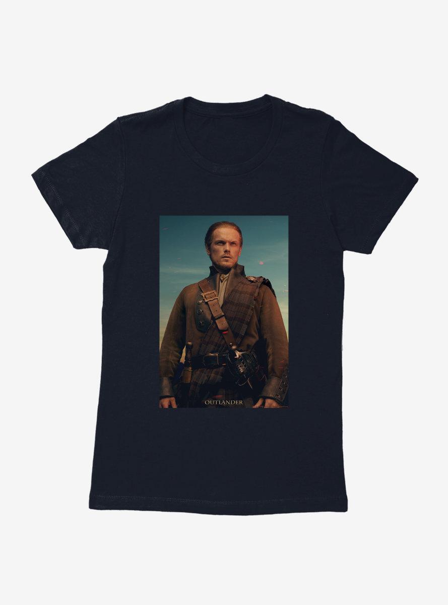 Outlander Jamie Womens T-Shirt