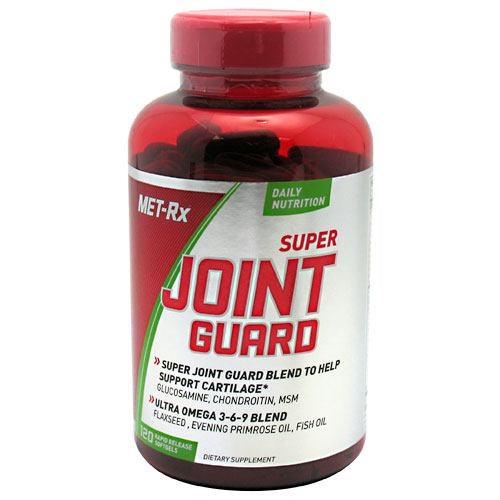Super Joint Guard 120 Softgels by Met-Rx