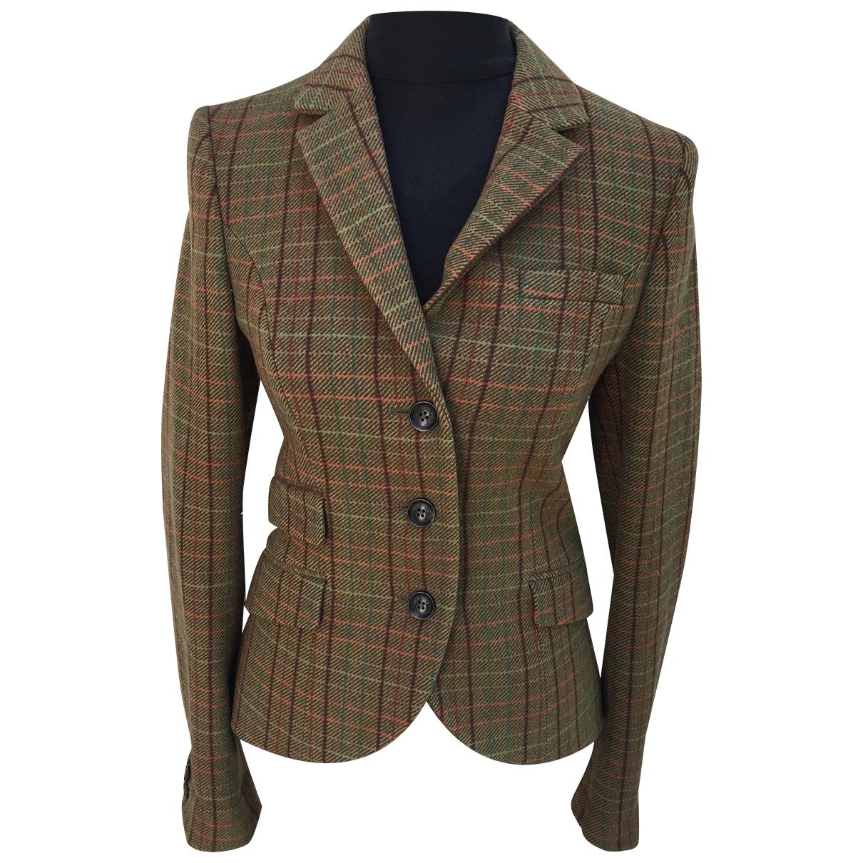 Jack Wills - Veste   pour femme en tweed - beige
