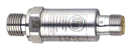 ifm electronic Pressure Sensor for Gas, Liquid , 25bar Max Pressure Reading Analogue