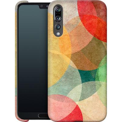 Huawei P20 Pro Smartphone Huelle - The Round Ones von Georgiana Teseleanu