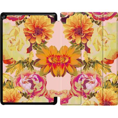 Amazon Fire HD 10 (2017) Tablet Smart Case - Tropicana Bouquet von Zala Farah