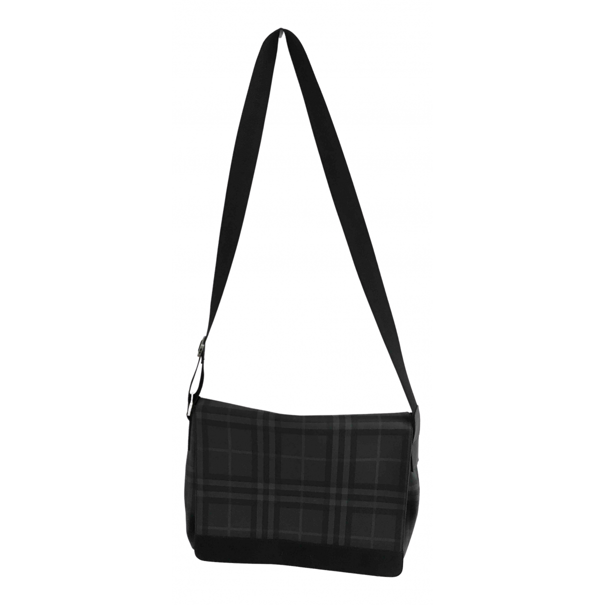 Burberry N Grey Cloth handbag for Women N