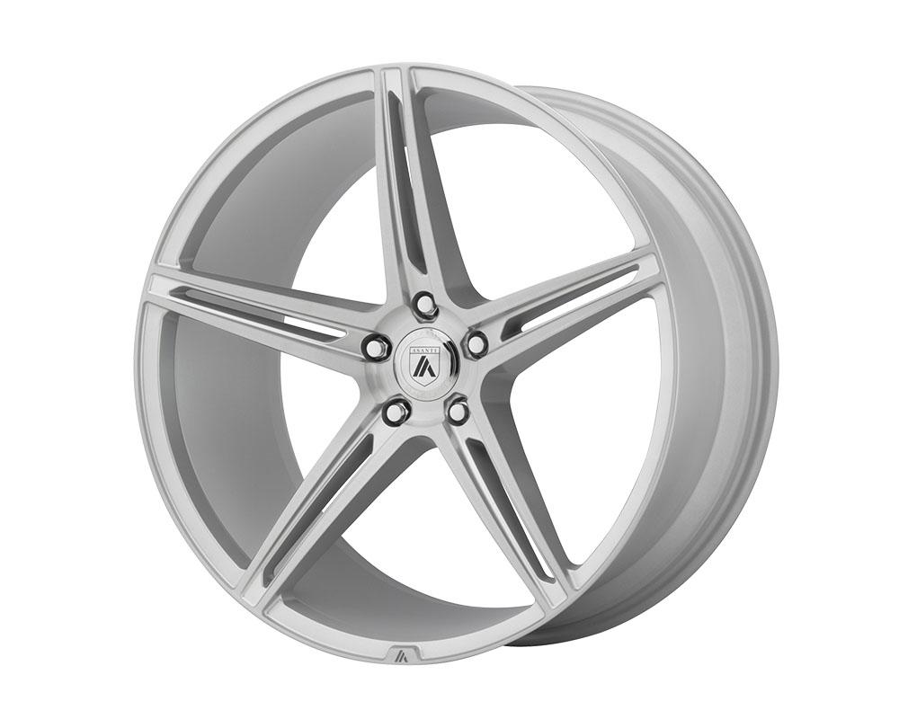 Asanti ABL22-20851238SL Black ABL-22 Alpha 5 Wheel 20x8.5 5x5x114.3 +38mm Brushed Silver