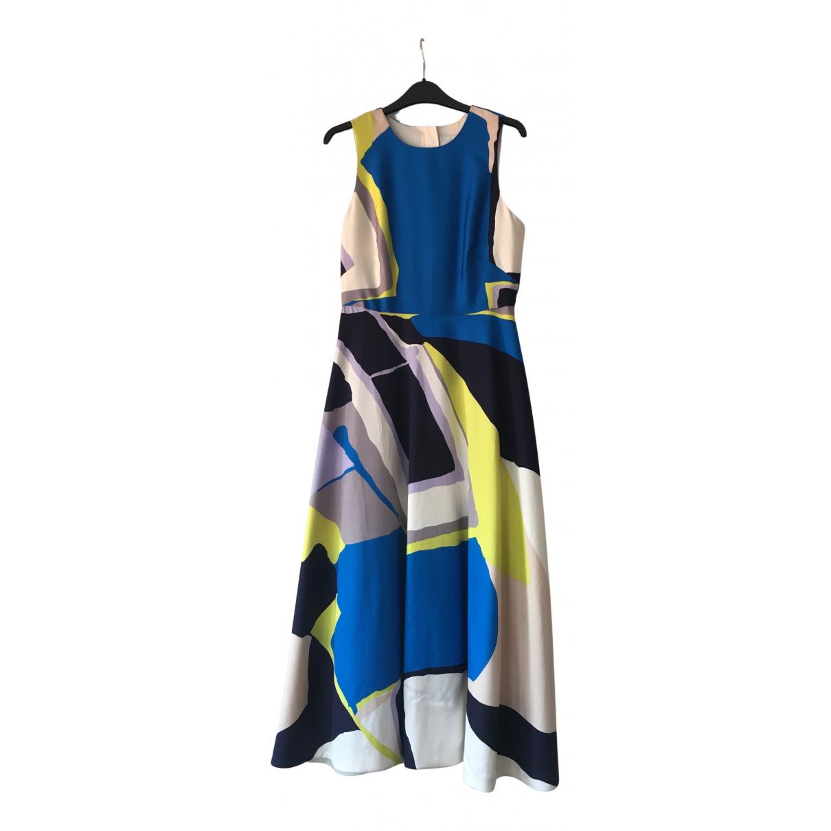 Lk Bennett - Robe   pour femme en soie - multicolore