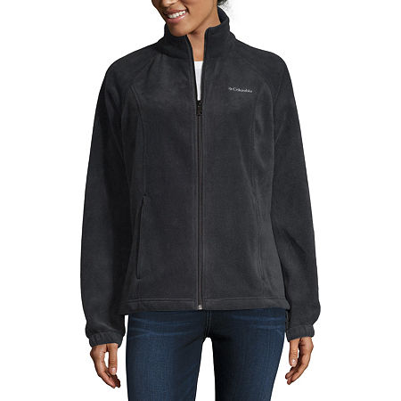 Columbia Benton Springs Fleece Lightweight Jacket, X-large , Black