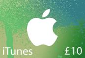 iTunes £10 UK Card