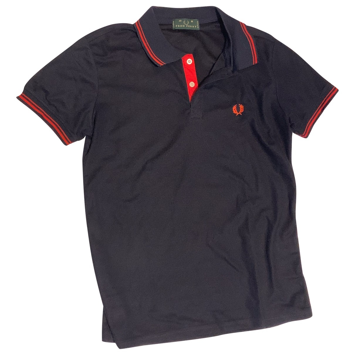 Polo Azul Fred Perry