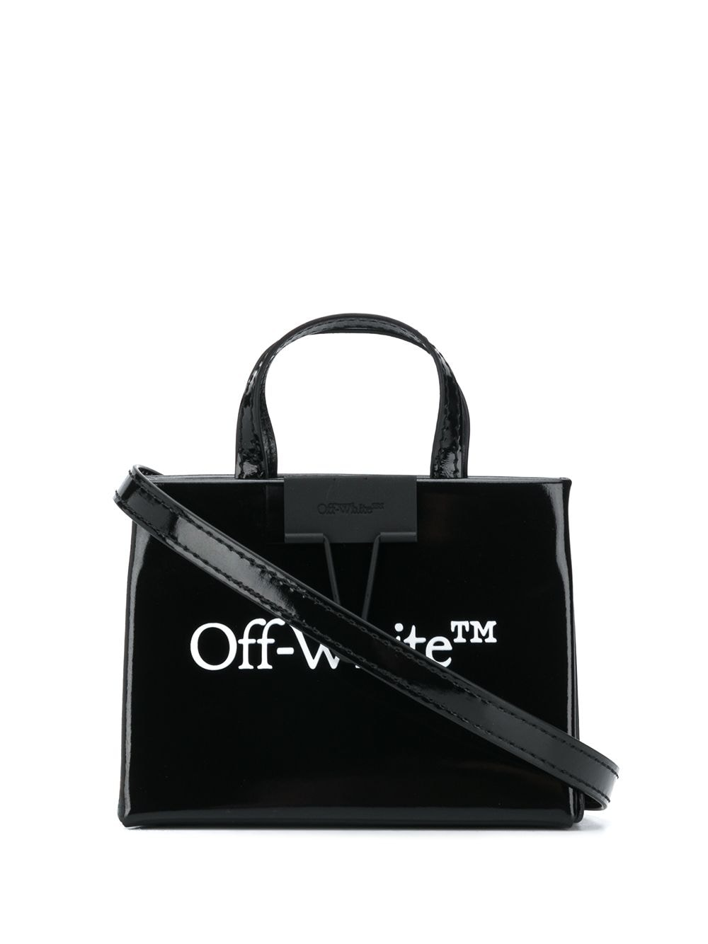Baby Box Leather Bag