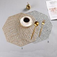1 pieza mantel en forma de octagono