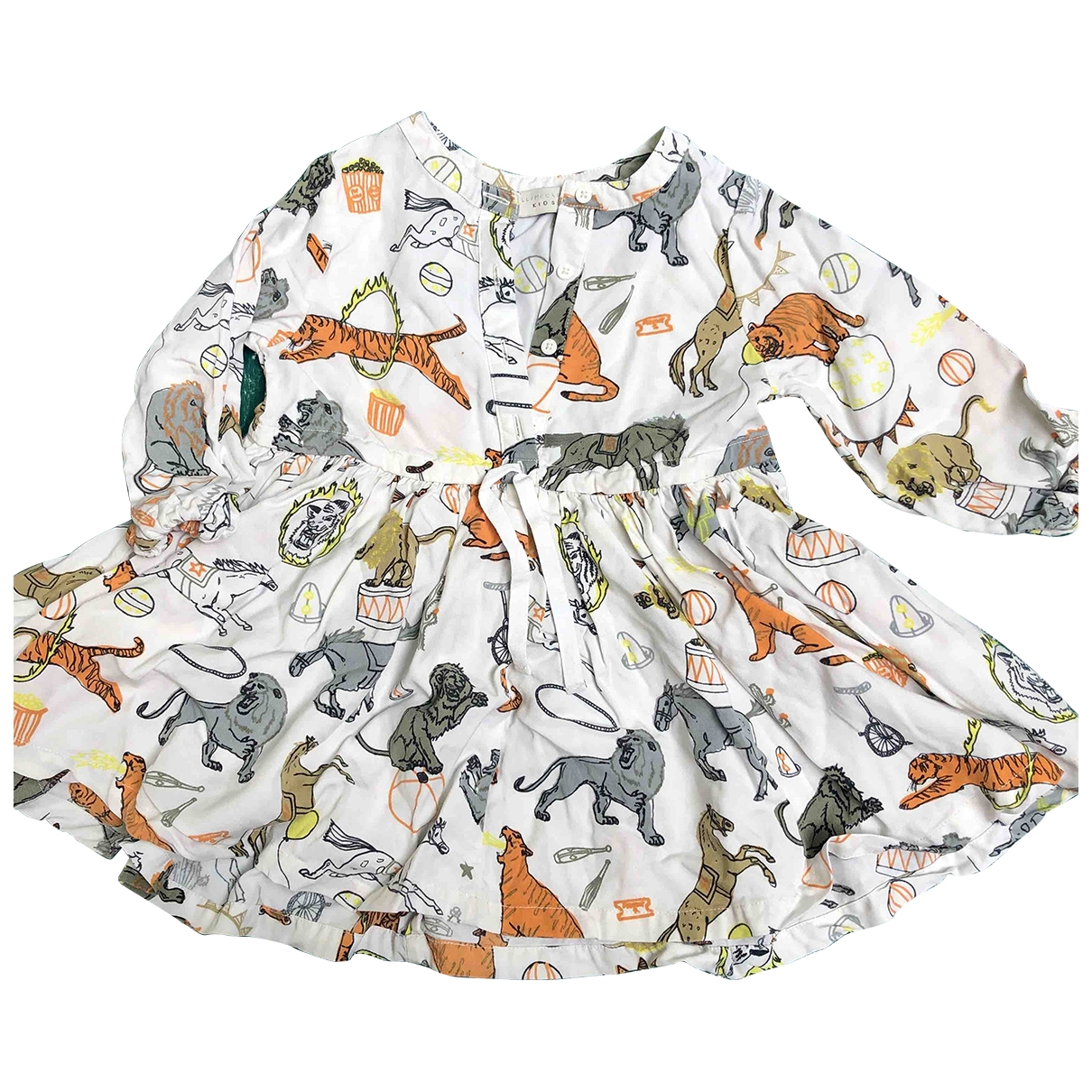 Stella Mccartney Kids - Robe    pour enfant en coton