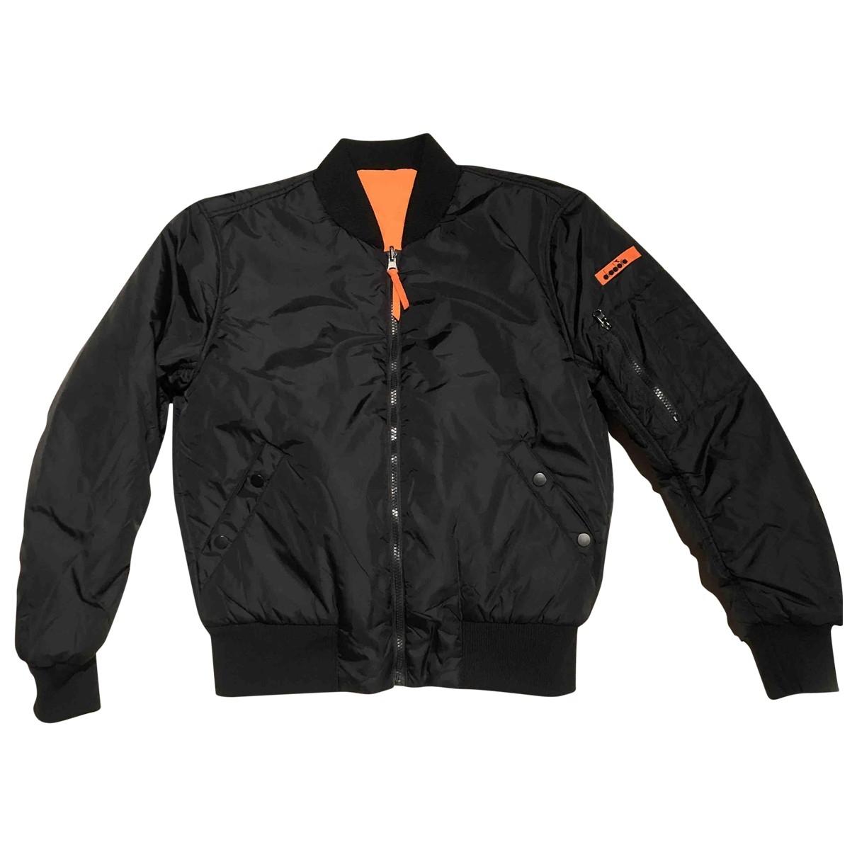 Diadora \N Black jacket  for Men XS International