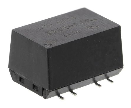 Recom R2D 2W Isolated DC-DC Converter Surface Mount, Voltage in 4.5 → 5.5 V dc, Voltage out ±24V dc
