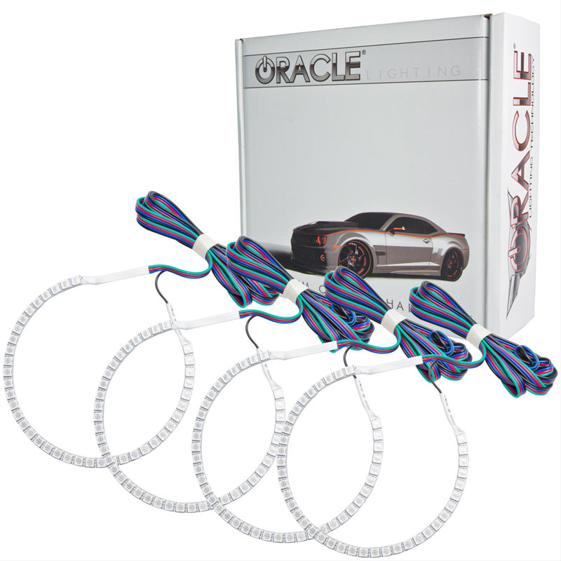 Oracle Lighting 2215-334 Cadillac Escalade 2002-2006 ORACLE ColorSHIFT Halo Kit