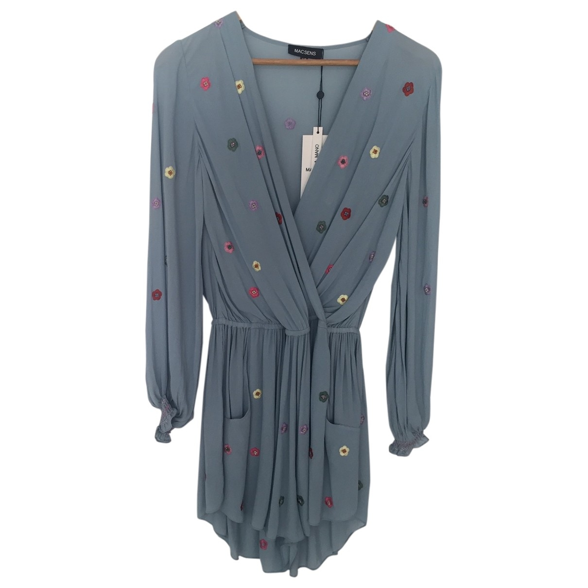 Non Signé / Unsigned \N Blue jumpsuit for Women S International