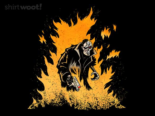 Killing Machine T Shirt