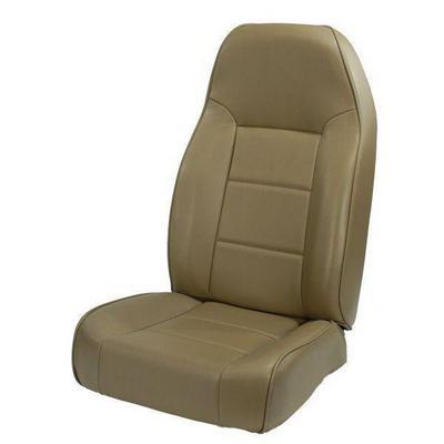 Rugged Ridge Standard Front Bucket Seat (Nutmeg) - 13401.07