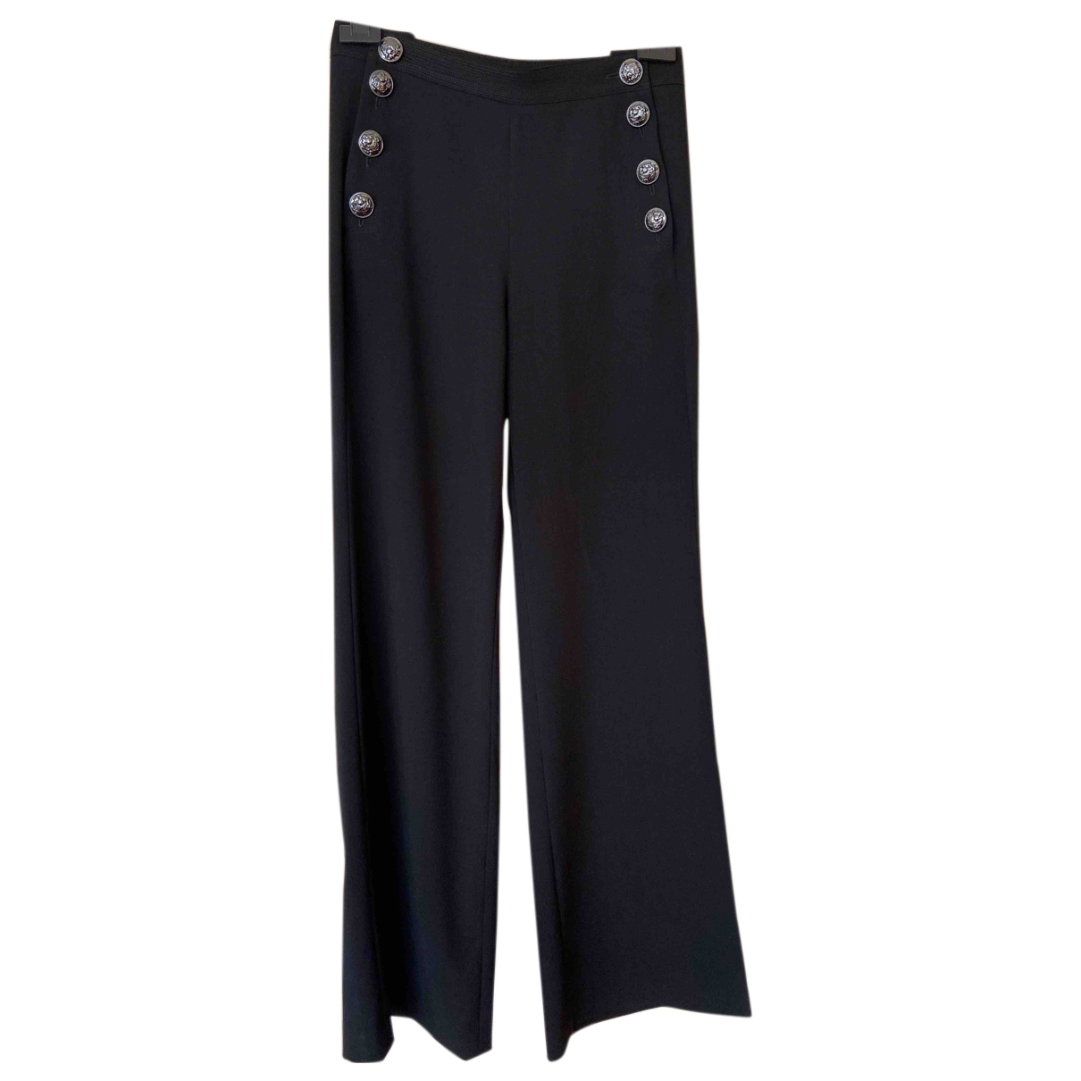 Georges Rech \N Black Trousers for Women 36 FR