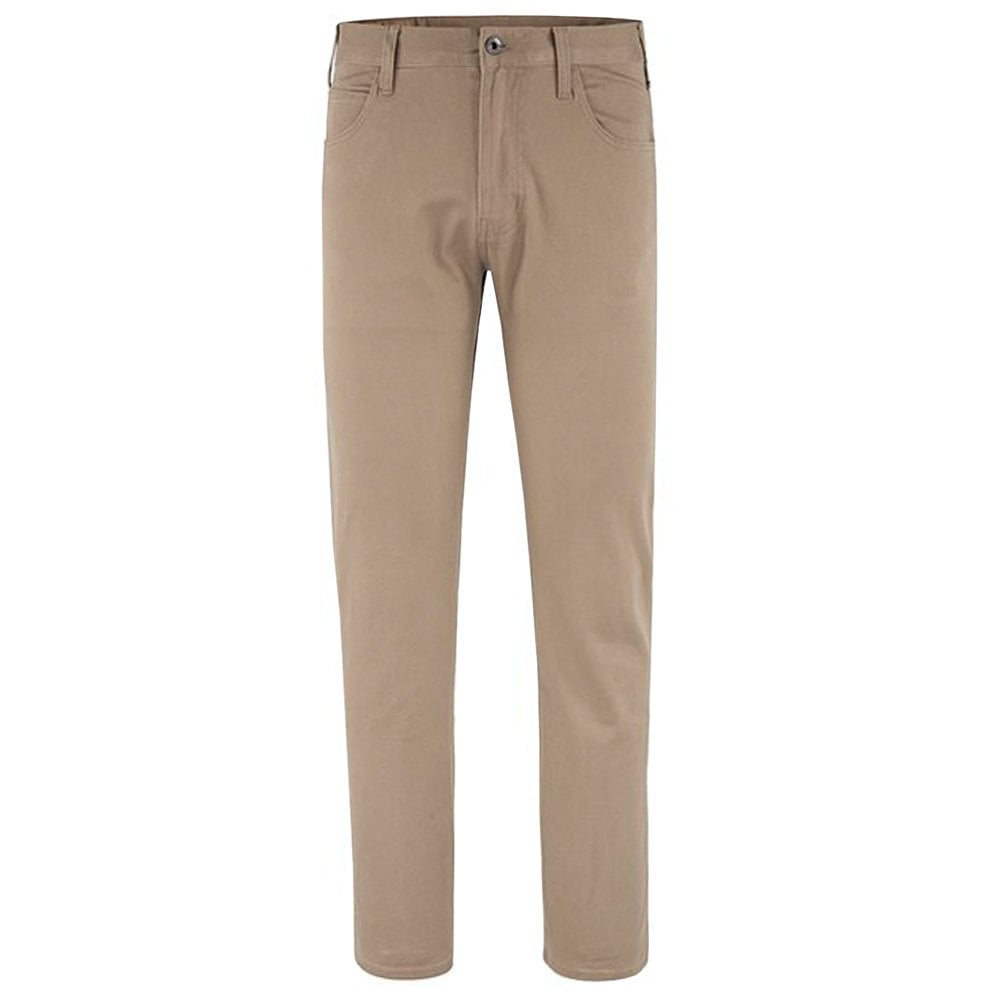 Armani Jeans Beige Slim Fit Pants Colour: BEIGE, Size: 36 32