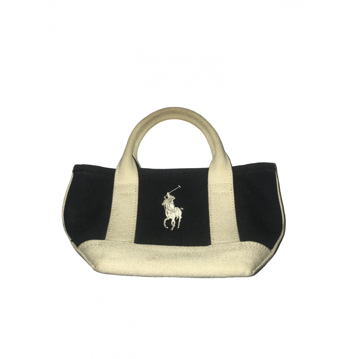 Ralph Lauren \N Blue Cotton handbag for Women \N