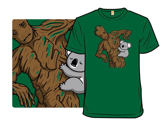 Wrong Tree! T Shirt