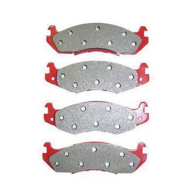 Crown Automotive Front Brake Pad Set - 83501167TI