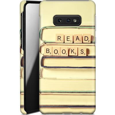 Samsung Galaxy S10e Smartphone Huelle - Read Books von Joy StClaire