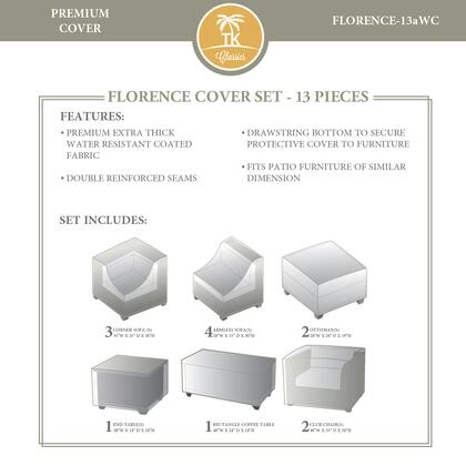 FLORENCE-13aWC Protective Cover