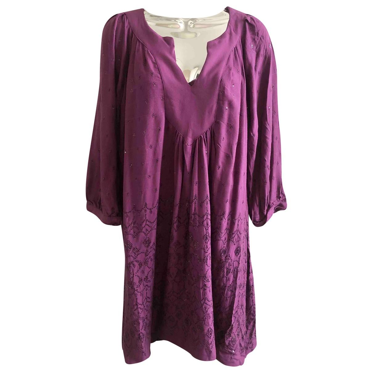 Scarlett Roos N Purple Cotton  top for Women 1 0-5