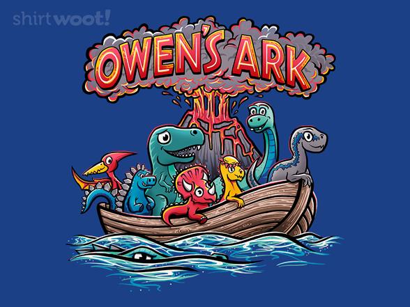 Owens Ark T Shirt