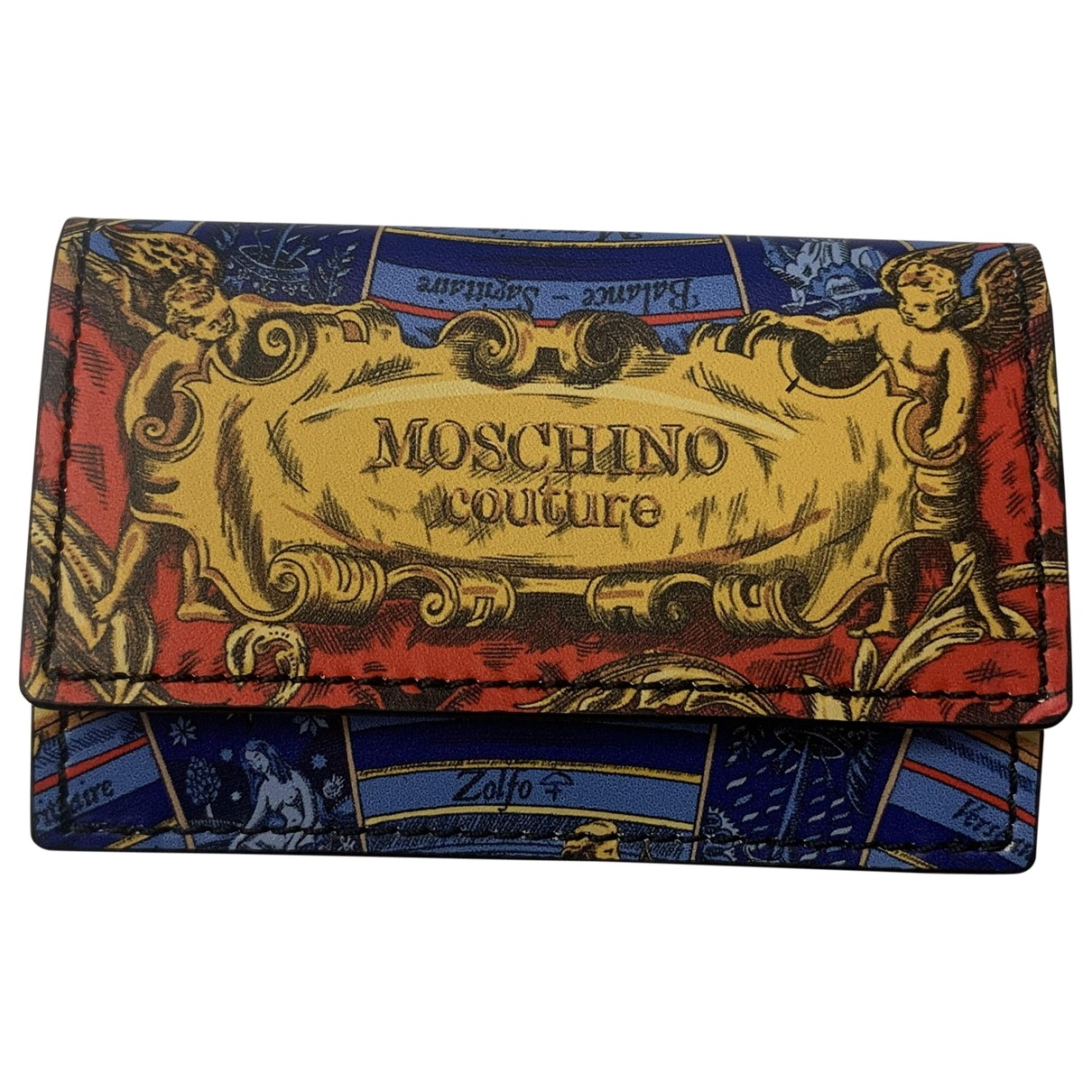 Moschino \N Multicolour Leather Purses, wallet & cases for Women \N