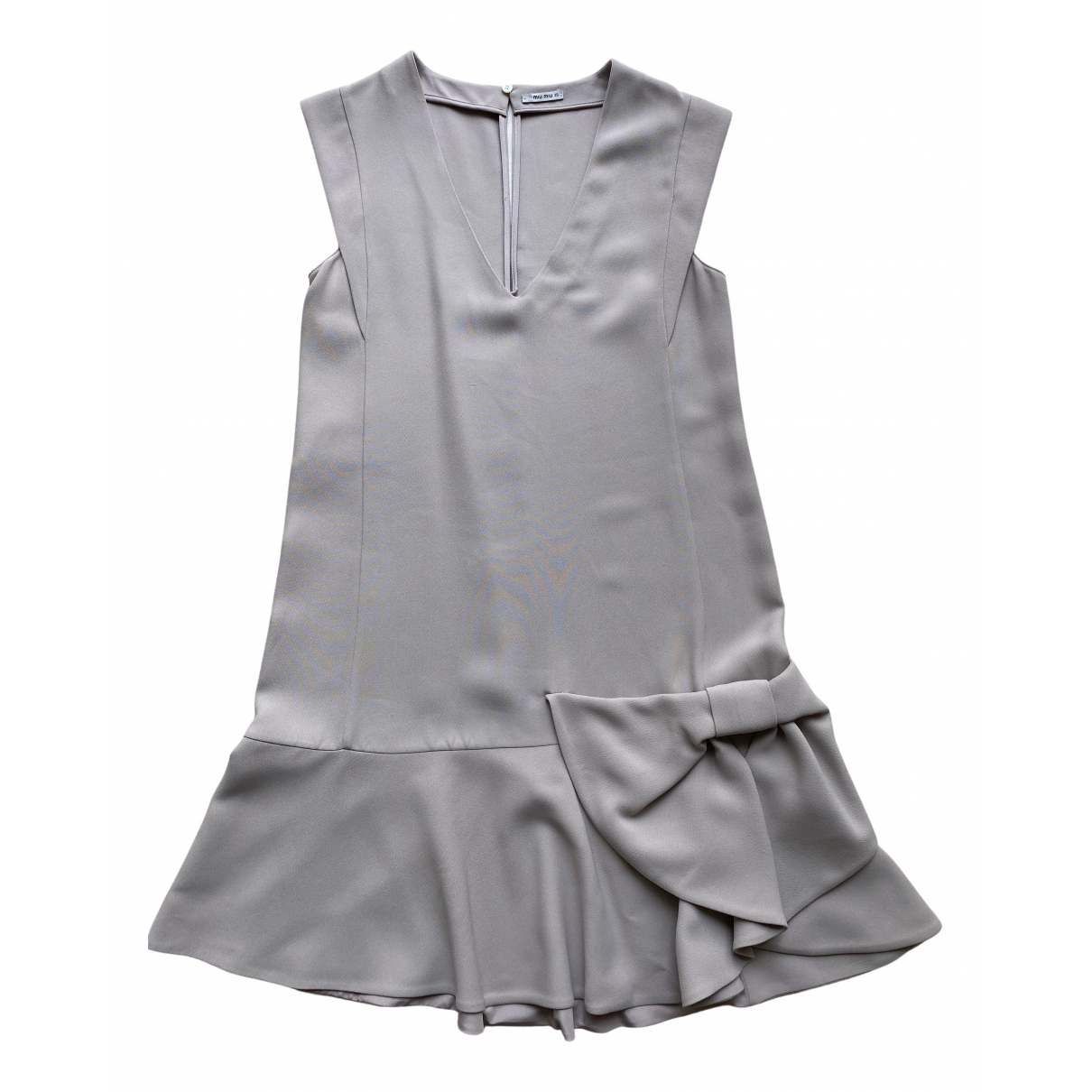 Miu Miu N Beige dress for Women 38 IT