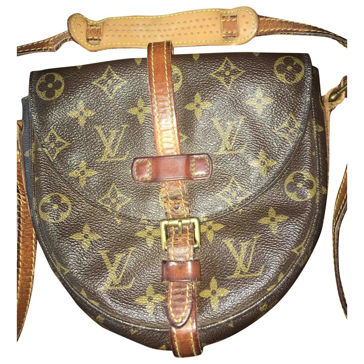 Bandolera Chantilly de Lona Louis Vuitton