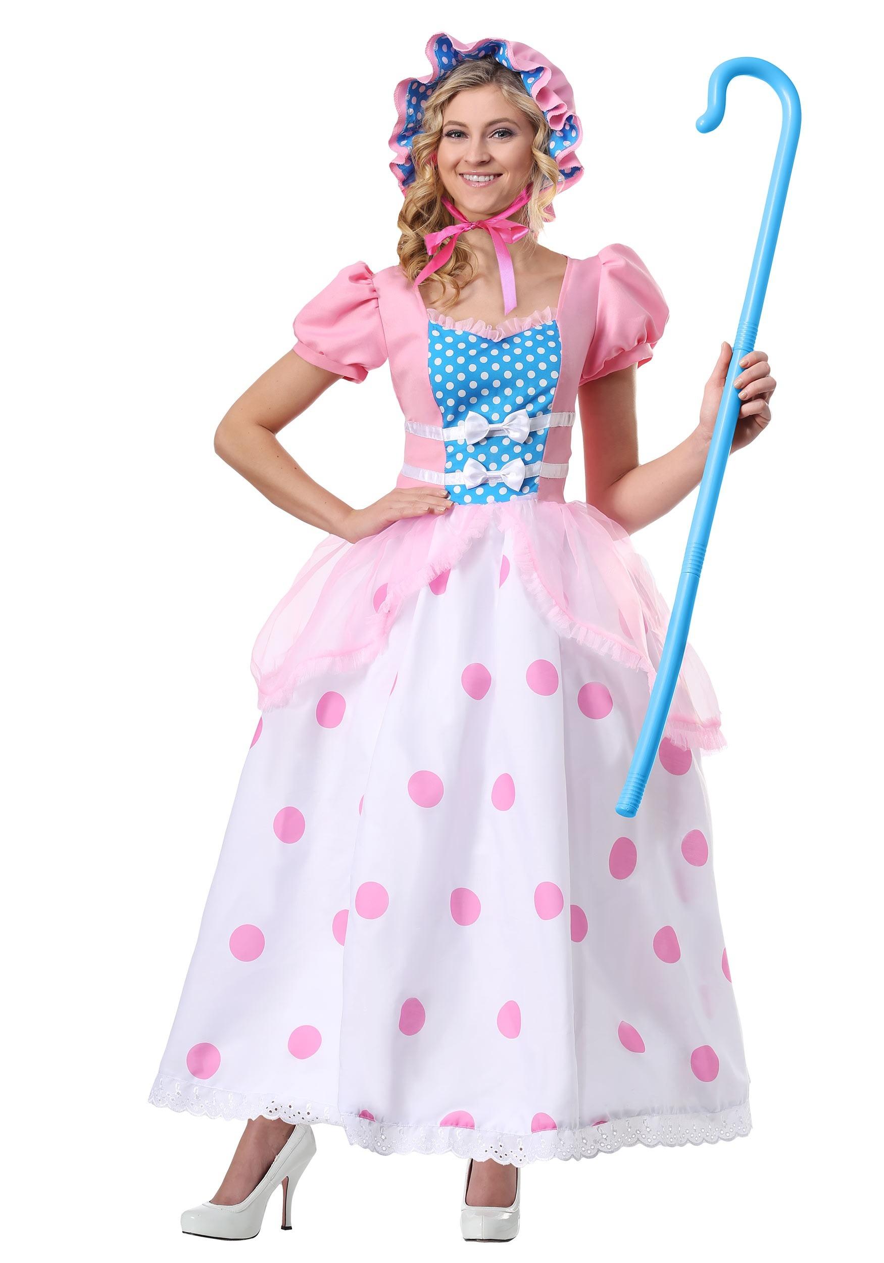Bo Peep Costume for Women   Shepherdess   Exclusive