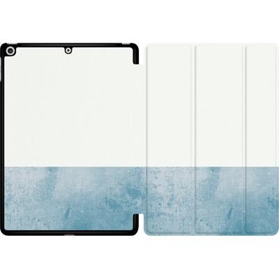 Apple iPad 9.7 (2018) Tablet Smart Case - Colour Block Blue von caseable Designs