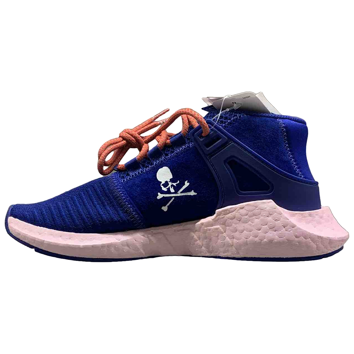 Adidas EQT Support Sneakers in  Blau Leinen