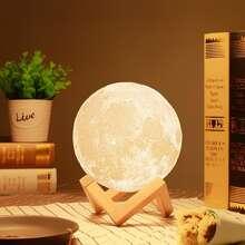 1pc Moon Design Nachtlicht