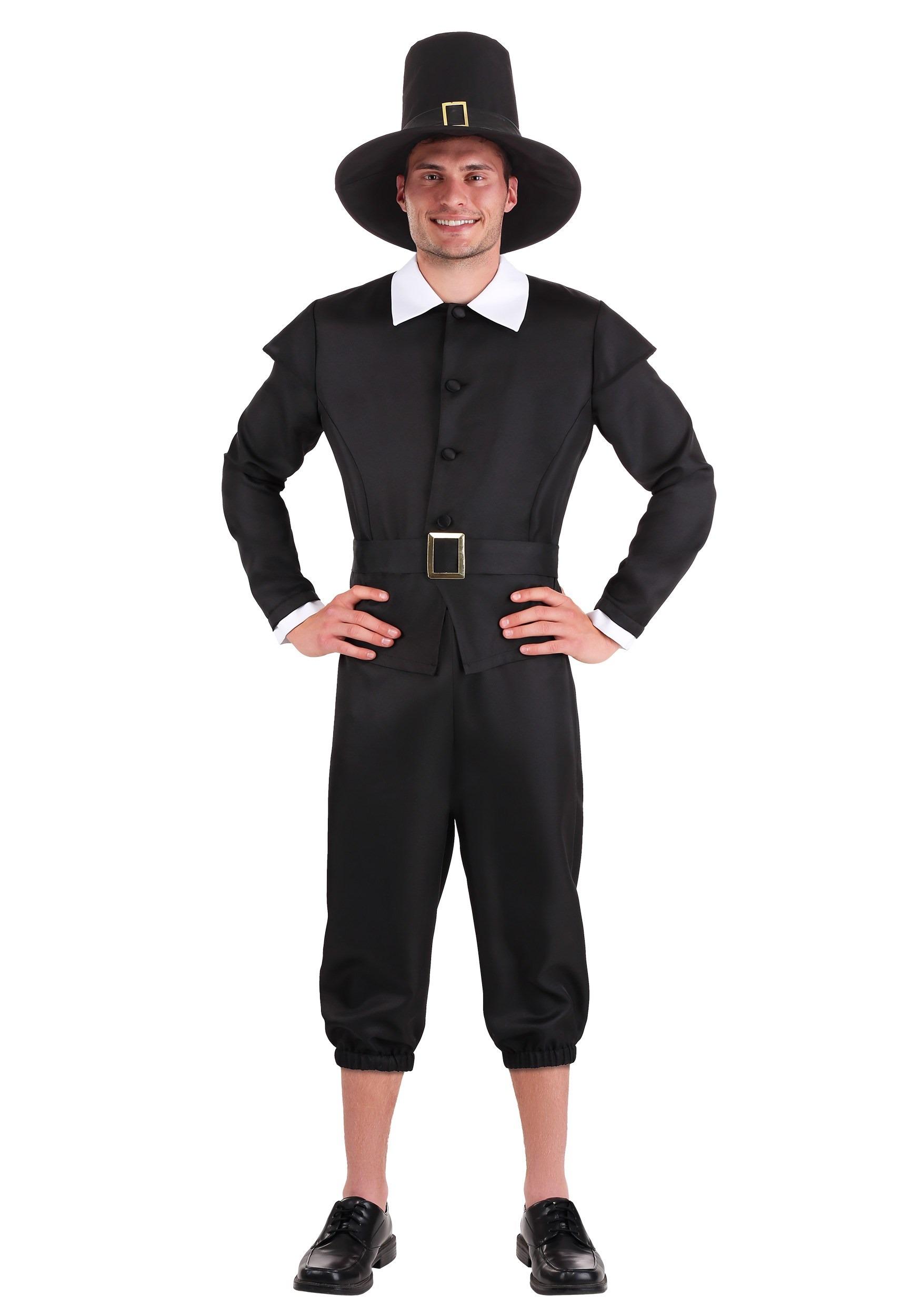 First Pilgrim Costume for Men