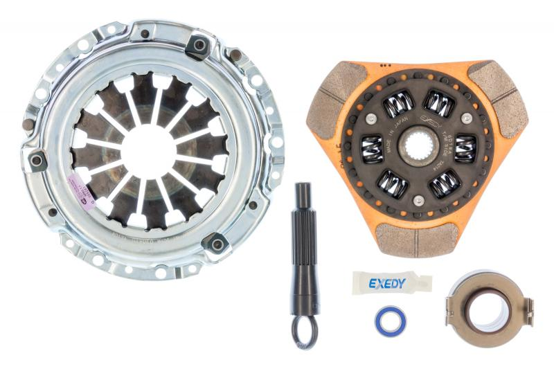 EXEDY Racing Clutch Stage 2 Cerametallic Clutch Honda Fit 2006-2008 1.5L 4-Cyl