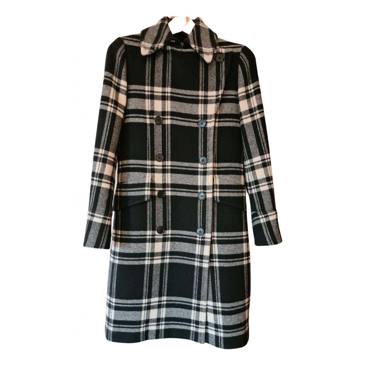 Lauren Ralph Lauren - Manteau   pour femme en laine - multicolore