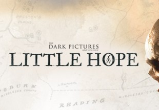 The Dark Pictures Anthology: Little Hope EU PS4 CD Key