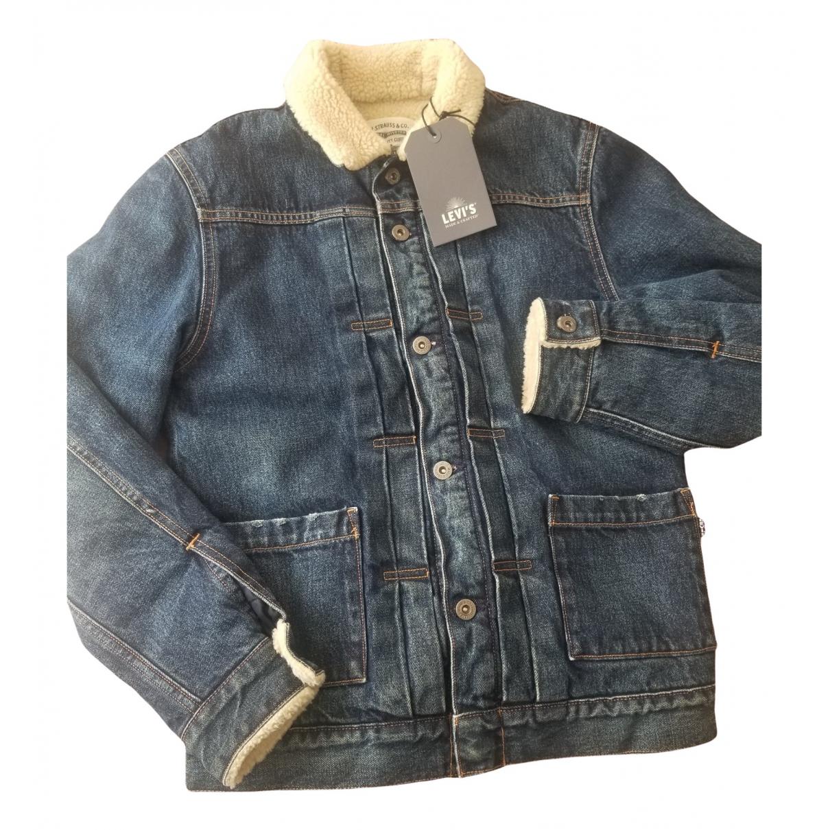 Levi's \N Blue Cotton jacket  for Men S International