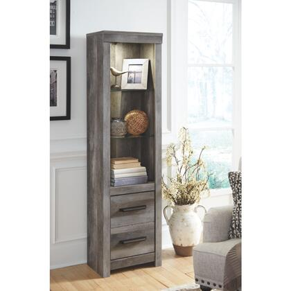 Wynnlow Collection W44024 Pier with 2 Storage Cabinets in