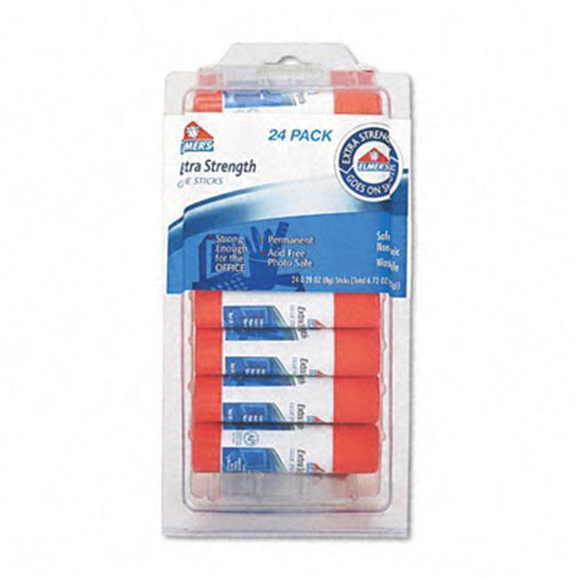 Elmers Extra-Strength Office Glue Sticks .28oz
