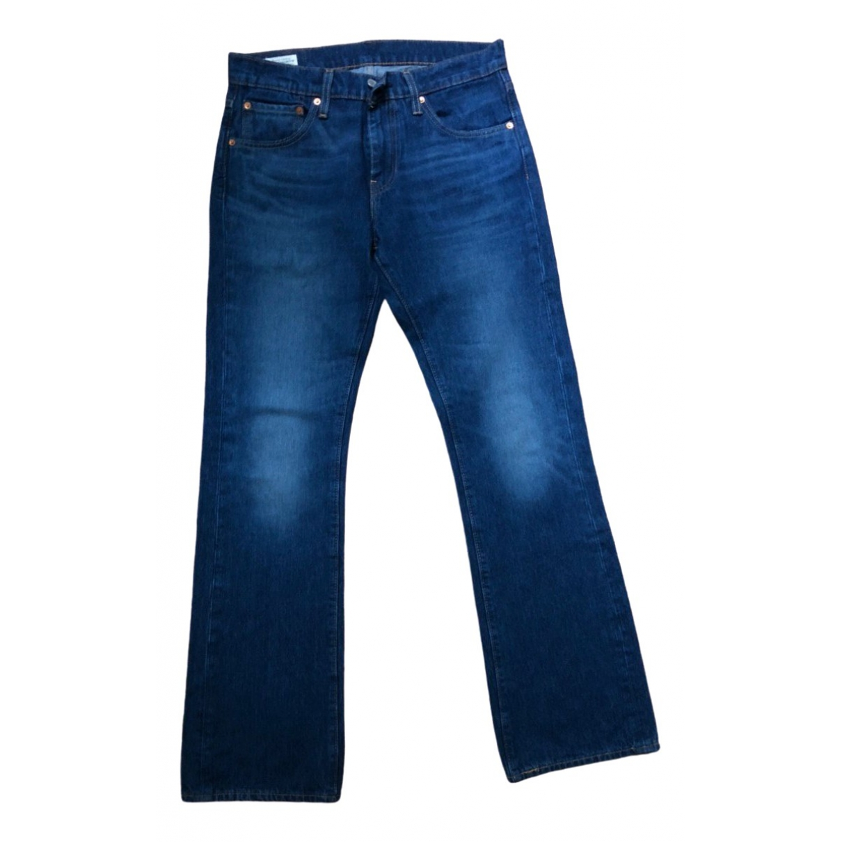 Levi's 527 Blue Cotton Jeans for Men 31 US