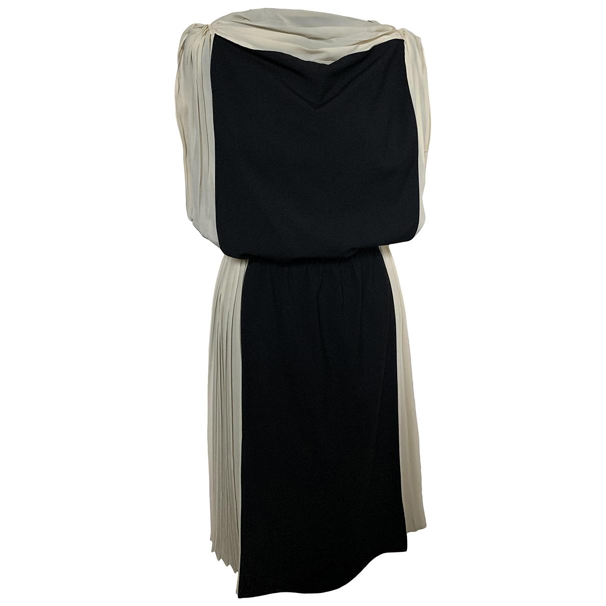 Vionnet \N Black dress for Women 40 FR