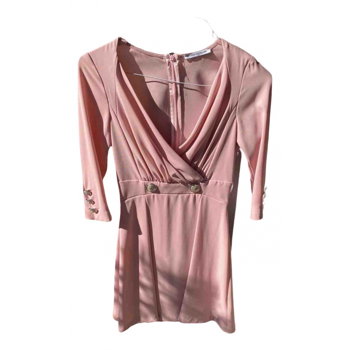 Flavio Castellani \N Pink skirt for Women 38 IT