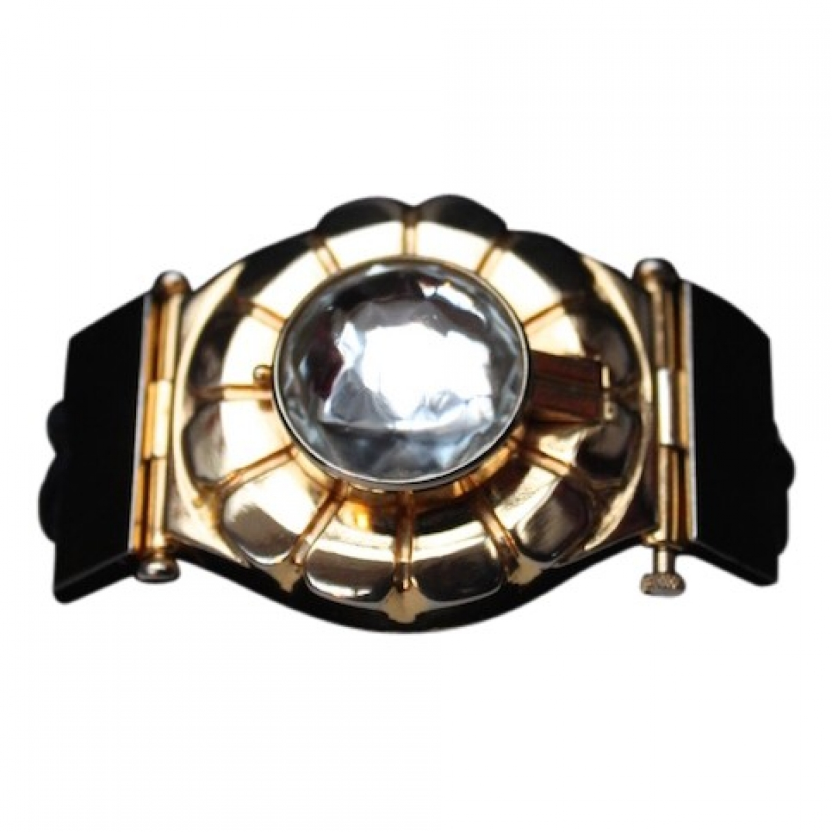 Yves Saint Laurent \N Armband in  Gold Metall