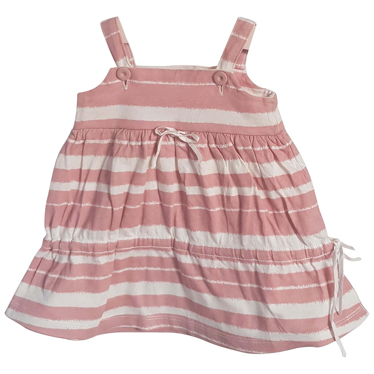 Cacharel - Robe    pour enfant en coton - rose